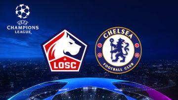 Lille , Chelsea ,Full Match, UEFA Champions League, ucl