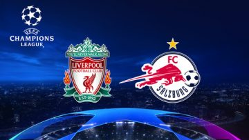 Liverpool ,Salzburg ,Full Match , UEFA Champions League, ucl