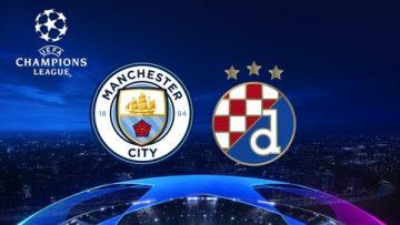 Man City v Dinamo Zagreb
