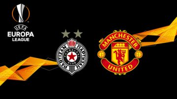 Partizan , Manchester United, Full Match , UEFA Europa League