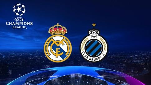 Real Madrid vs Club Brugge Full Match - UEFA Champions ...