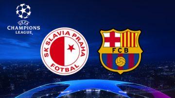 Slavia Prague v Barcelona