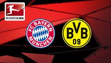 Bayern Munich v B Dortmund