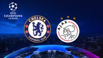 Chelsea v Ajax