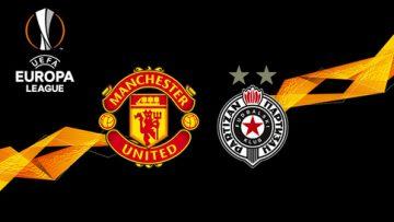 Manchester United v Partizan