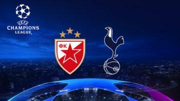 Red Star v Tottenham