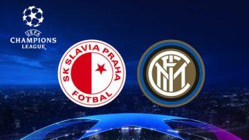 Slavia Prague v Inter Milan