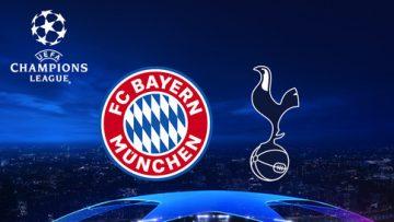 Bayern Munich v Tottenham Hotspur