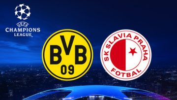 Borussia Dortmund v Slavia Prague