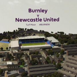 Burnley v Newcastle United