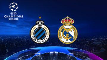 Club Brugge v Real Madrid