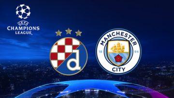 Dinamo Zagreb v Man City
