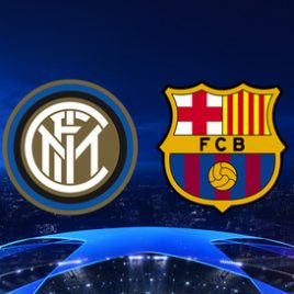 Inter Milan v Barcelona