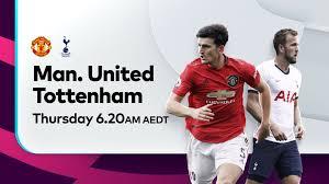 Manchester United vs Tottenham Hotspur Full Match Premier League 4 November 2019