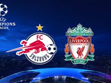 Salzburg v Liverpool