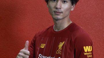 Takumi Minamino agrees Liverpool deal