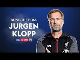 Being The Boss – Jurgen Klopp