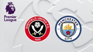 Sheffield United , Manchester City ,Full Match , Premier League, epl