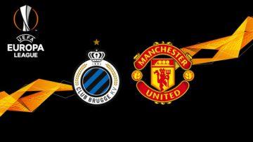 Club Brugge v Man Utd