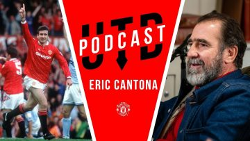 Eric Cantona – I fear the day fans stop chanting my name