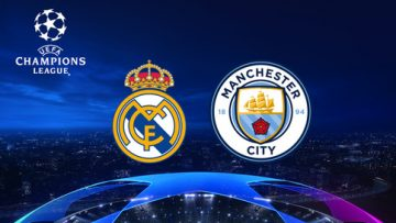 Real Madrid v Manchester City