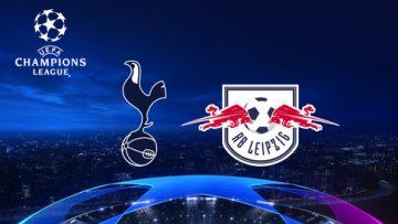 Tottenham v RB Leipzig