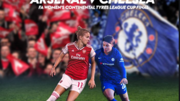 Chelsea V Arsenal Highlights – Continental Cup Final