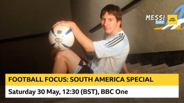 Football Focus South America Special