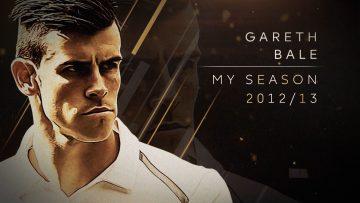 Gareth Bale – My Season 2012-13