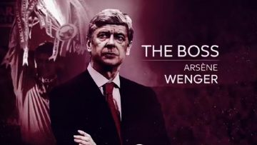 The Boss – Arsene Wenger