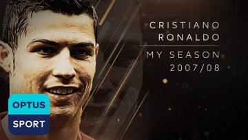 Cristiano Ronaldo My Season 2007-08