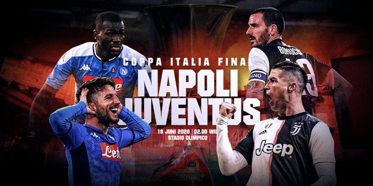 Napoli v Juventus Full Match - Coppa Italia Final | 17 ...