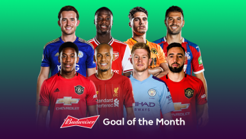goal of the month