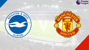 Brighton & Hove Albion, Manchester United, Full Match , Premier League , epl