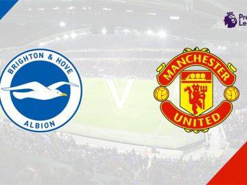 Brighton & Hove Albion, Manchester United, Full Match , Premier League , epl