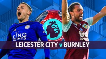 Leicester City , Burnley, Full Match , Premier League,epl