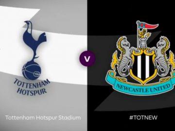 Tottenham Hotspur , Newcastle United,Full Match , Premier League , epl