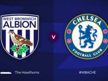 West Bromwich Albion , Chelsea, Full Match, Premier League , wba