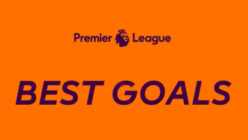 premier league best goals