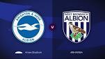 Brighton & Hove Albion , West Bromwich Albion, Full Match, Premier League , epl