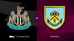 Newcastle United vs Burnley