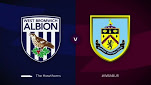 West Bromwich Albion , Burnley, Full Match, Premier League, epl