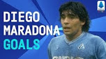 Diego Maradona's Top Goals