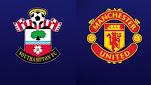 Southampton , Manchester United, Full Match, Premier League , cavani