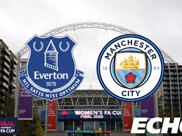 Women's FA Cup Final Everton v Manchester City