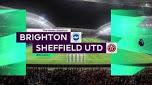 Brighton & Hove Albion vs Sheffield United