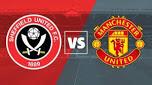 Sheffield United v Manchester United