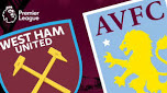 West Ham United , Aston Villa ,Full Match , Premier League , mnf