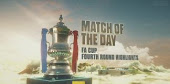 BBC Match Of The Day MOTD FA Cup
