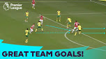 BEST Premier League Team Goals